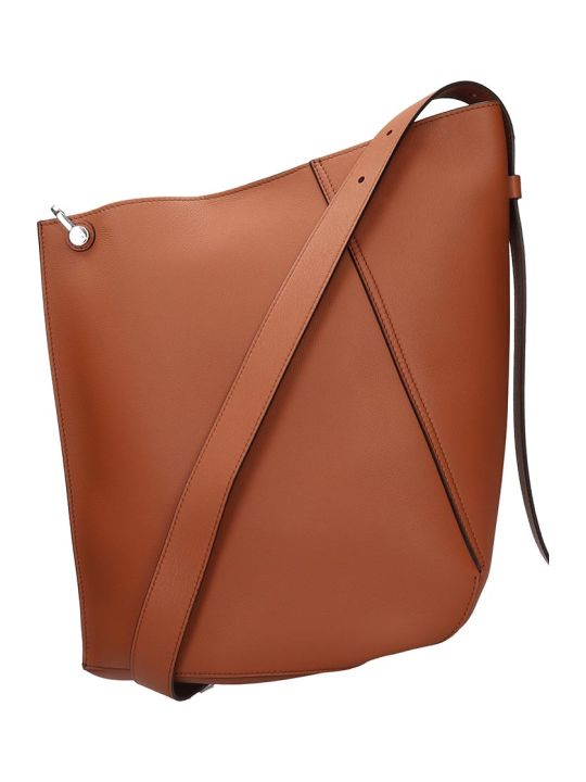 Lanvin Shoulder Bag In Leather Color Leather