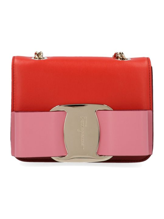 Salvatore Ferragamo 'vara Rainbow' Bag