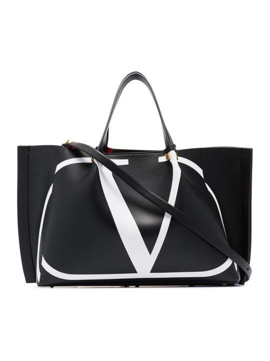 Valentino Garavani Go Logo Inside Md Bag