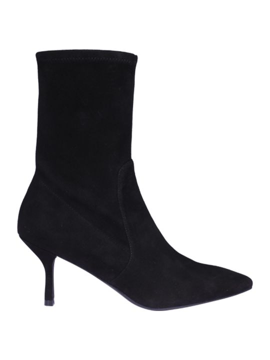 Stuart Weitzman Yvonne Ankle Boots