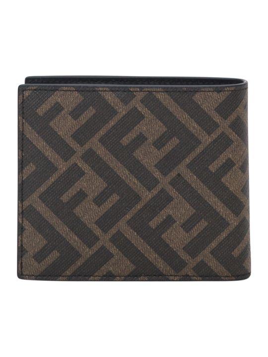 Fendi Bi-fold Wallet