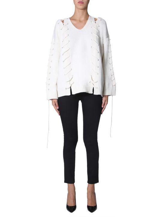 McQ Alexander McQueen V-neck Sweater