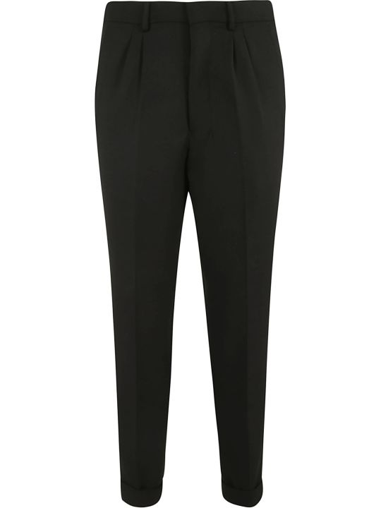 Ami Alexandre Mattiussi Classic Concealed Trousers