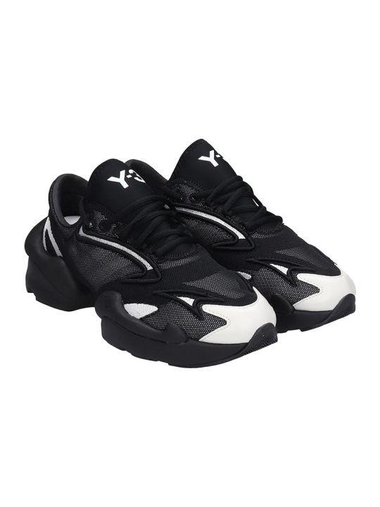 Y-3 Ren Sneakers In Black Tech/synthetic