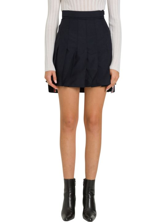 Thom Browne Super-high Waist Miniskirt