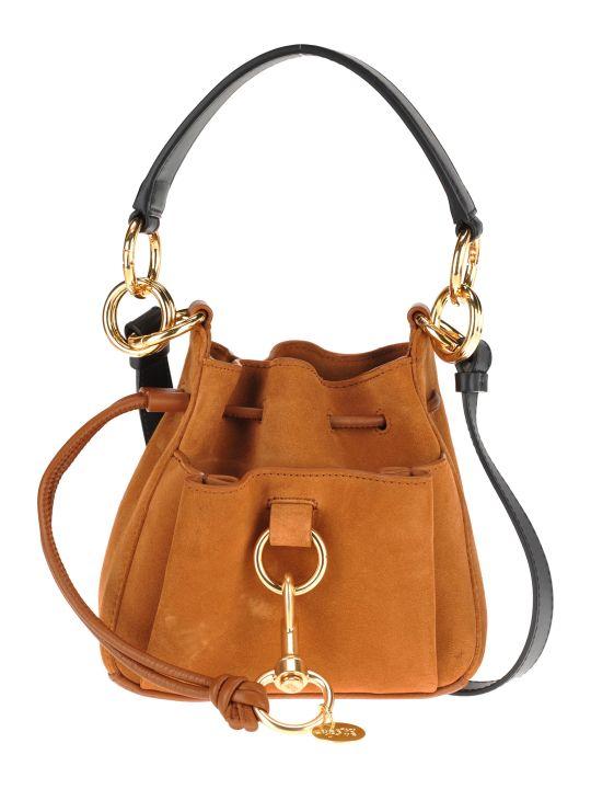 See by Chloé See By Chloe' Small Tony Bucket Bag