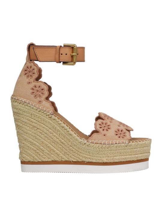 See by Chloé Wedge Espadrillas