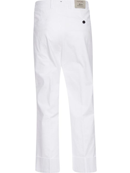 Berwich Cropped Trousers