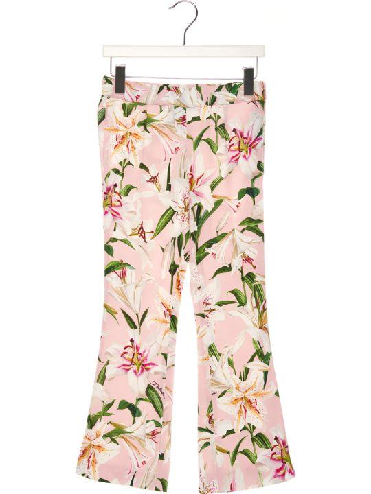 Dolce & Gabbana 'gigli' Pants