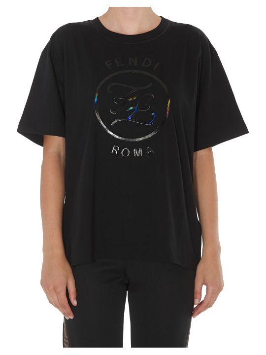 Fendi Fendi Roma Tshirt