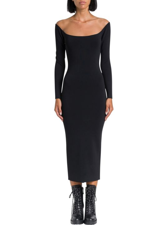 Alexander Wang Sheer Yoke Dress