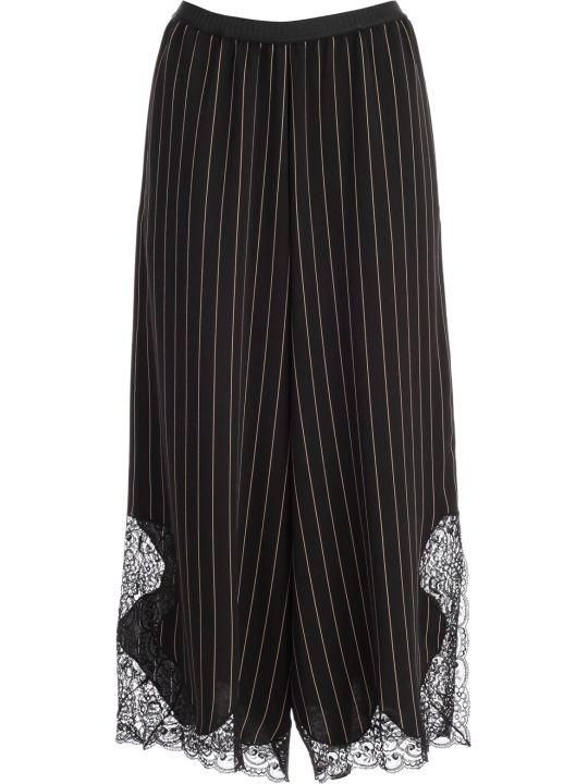 Antonio Marras Pinstripe Full Trousers
