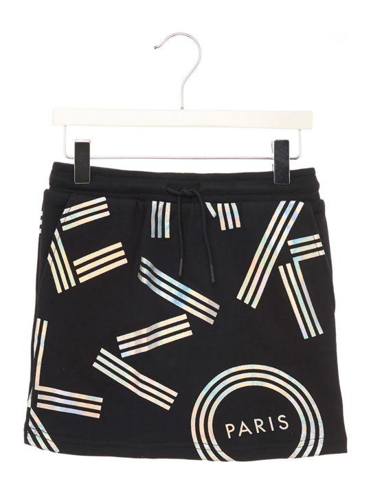 Kenzo Kids 'sport Line Jg' Skirt