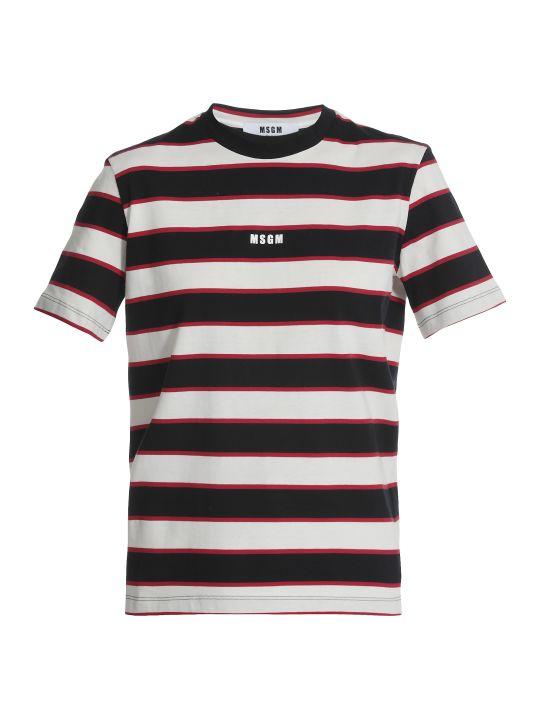 MSGM T-shirt Cotton