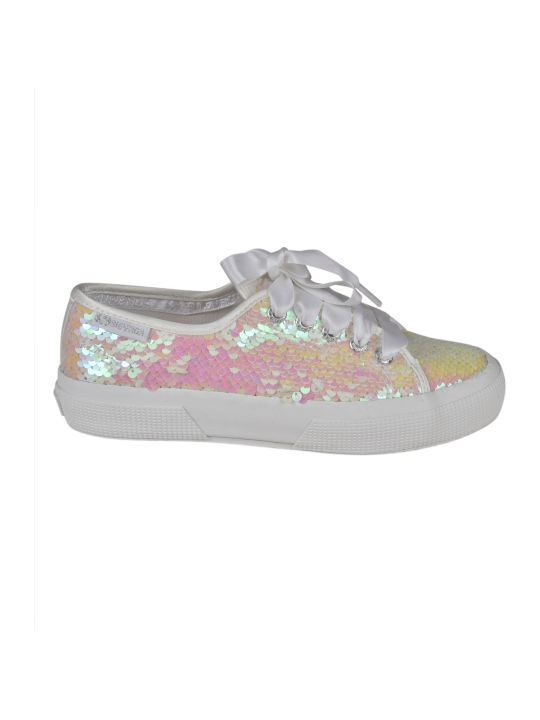 Superga Sequined Sneakers