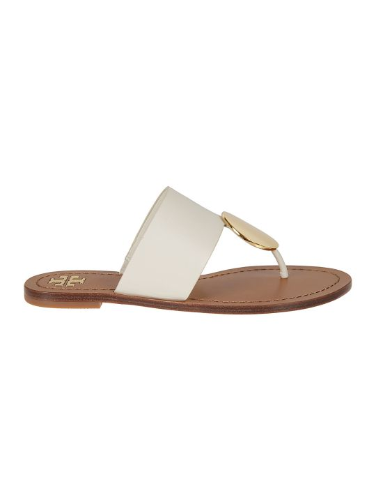 Tory Burch Disk Sandals