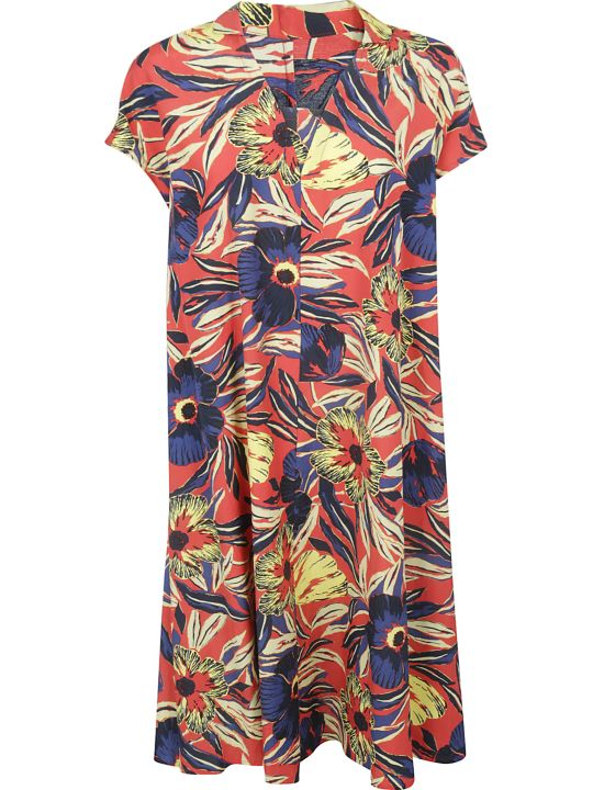 Zucca Floral Print Dress
