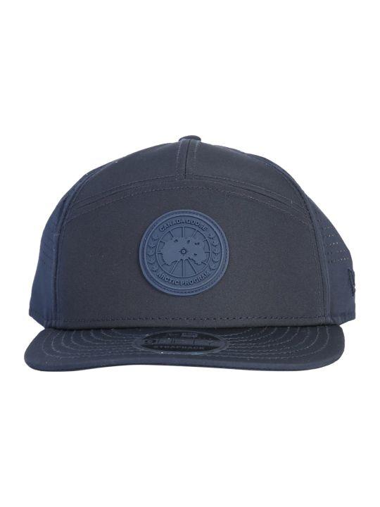Canada Goose Logo Baseball Hat