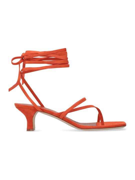 Paris Texas Leather Thong-sandals