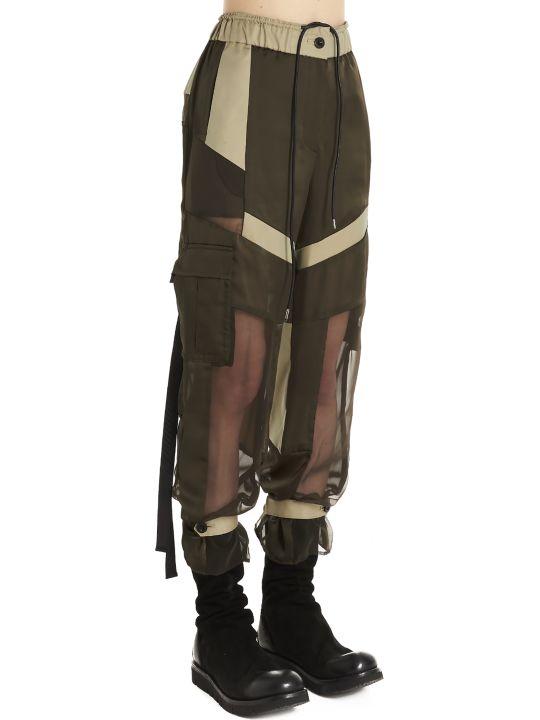 Sacai Pants