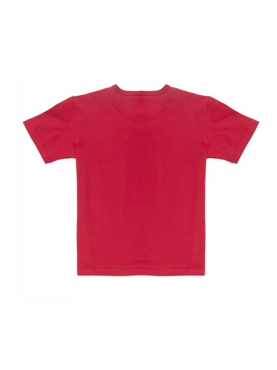 Dolce & Gabbana Summer Smile Logo Tshirt