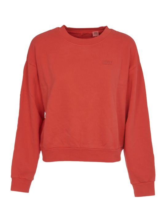 Levi's Red Sweatshirt