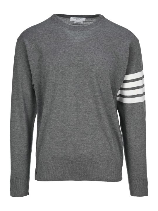 Thom Browne 4-bar Sweater