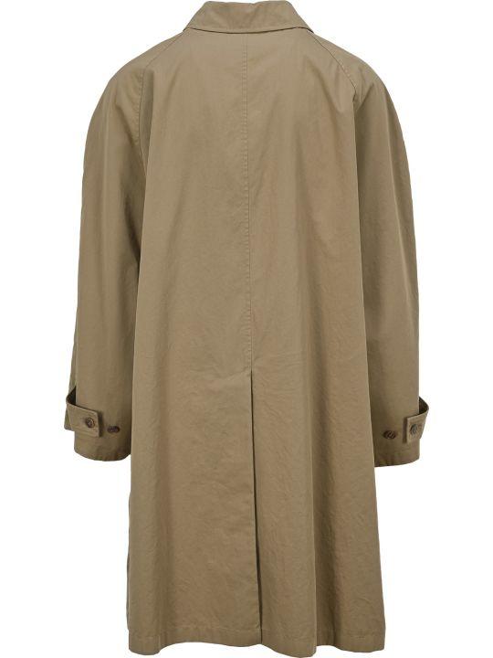 Balenciaga Oversized Trench Coat