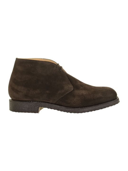 Church's Ryder Suede Desert Boot Brown