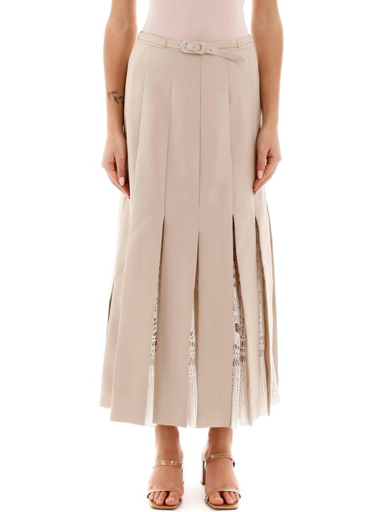 Gabriela Hearst Edith Midi Skirt