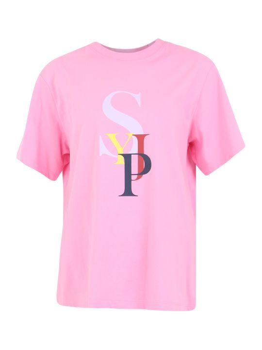 SJYP Branded T-shirt