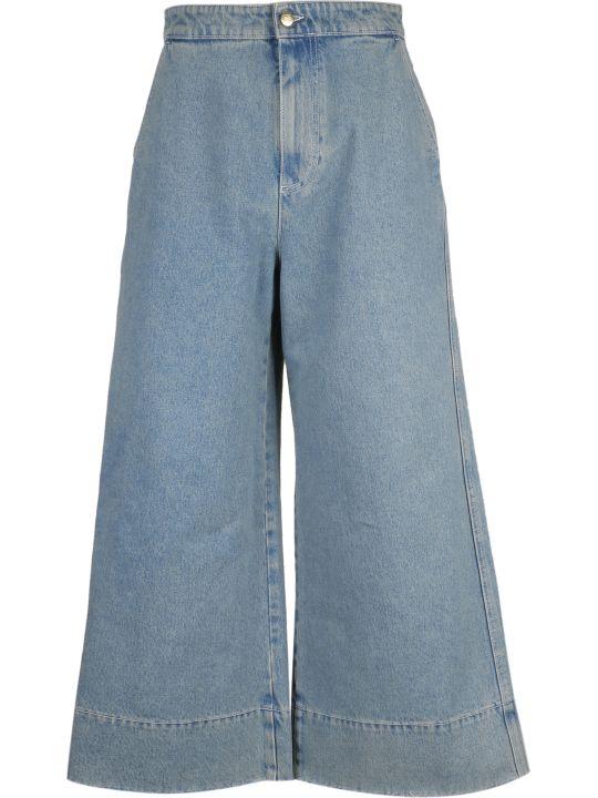 Loewe Flared Leg Jeans
