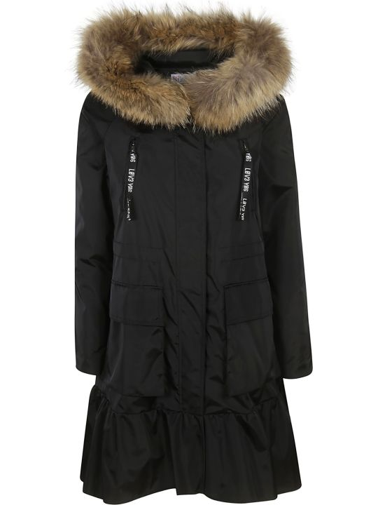 RED Valentino Fur Coat