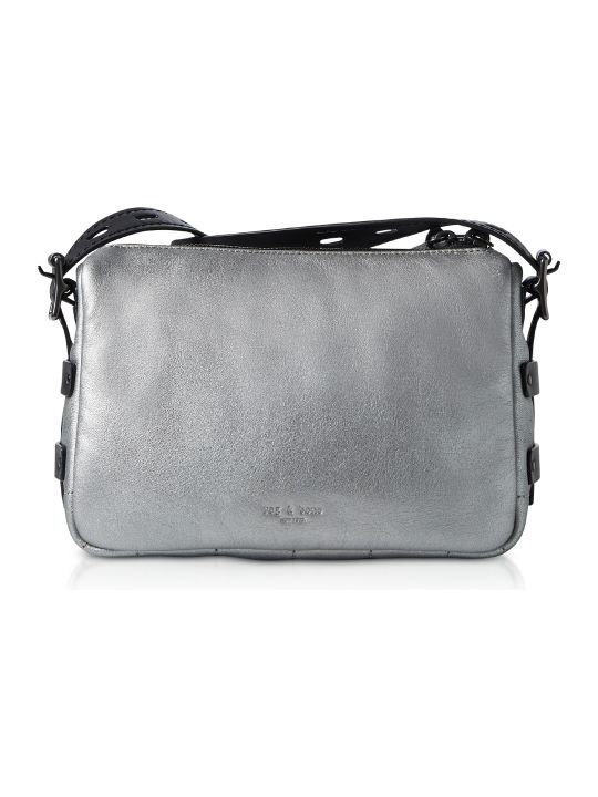 Rag & Bone Aluminum Small Field Messenger Bag