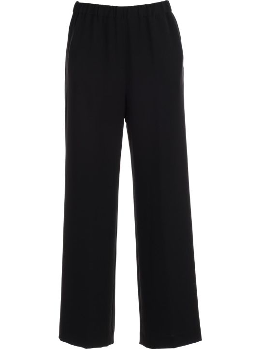 Aspesi Pants Elastic W/pocket Cady