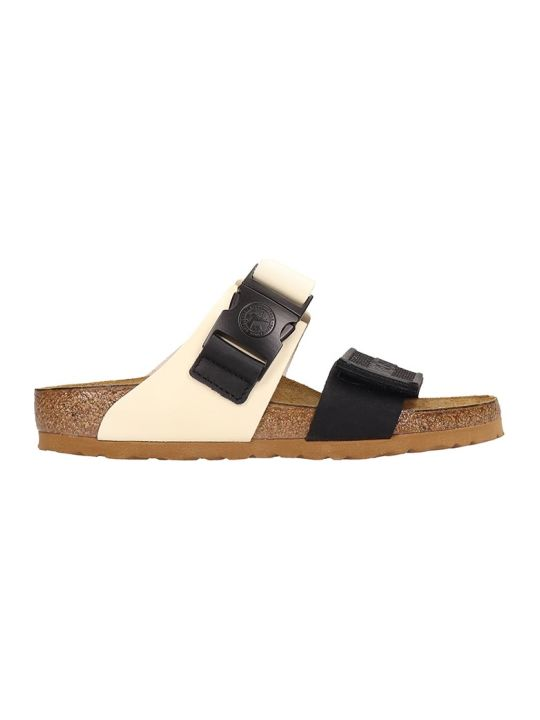 Birkenstock Rotterdam Combo Flat Sandals