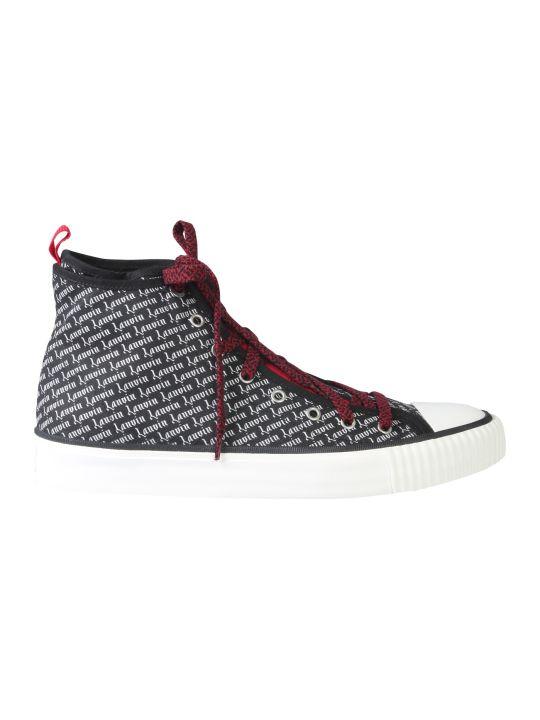 Lanvin Sneaker With Logo
