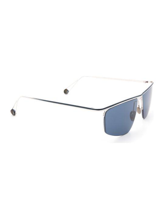 AHLEM Ahlem Place Des Pyrenees White Gold Sunglasses