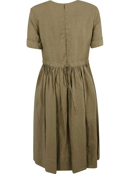 Aspesi Short-sleeve Mid-length Dress