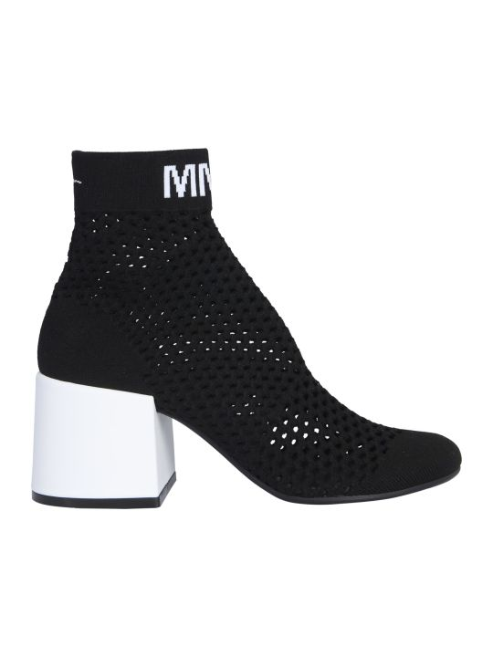 MM6 Maison Margiela Knitted Boots