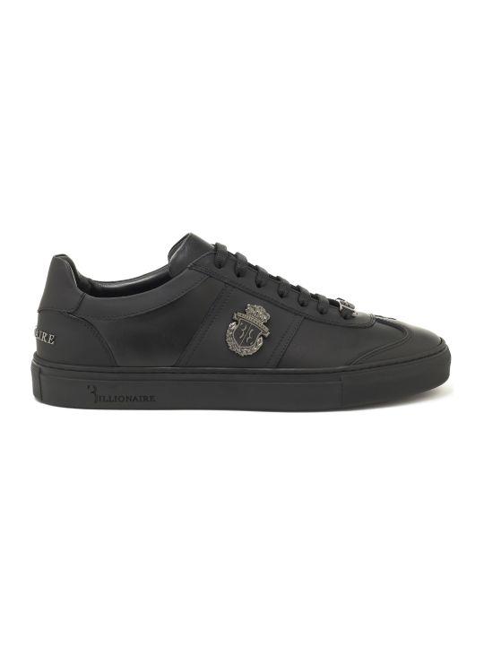 Billionaire 'low Top Crest' Shoes
