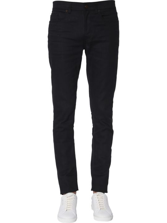 Saint Laurent Low Waist Jeans