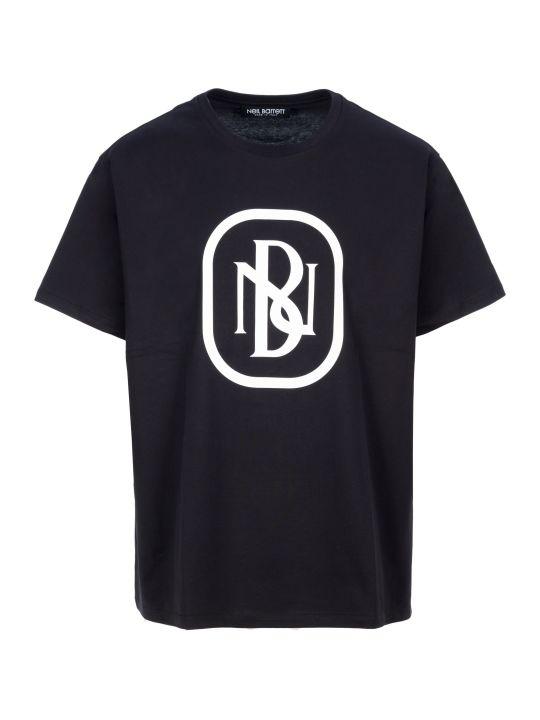 Neil Barrett New Logo Print T-shirt