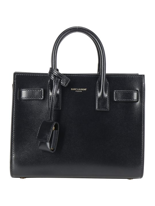 Saint Laurent Sac De Jour Nano Handbag
