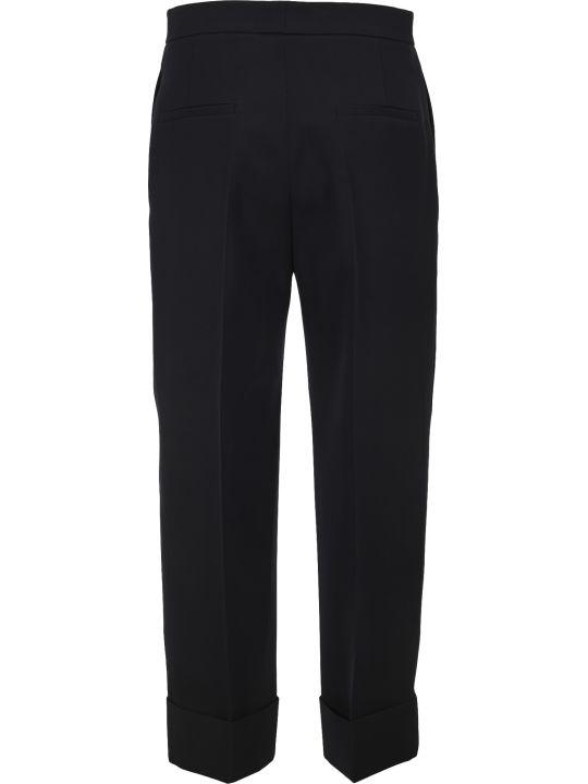 Jil Sander Essential Cropped Pants