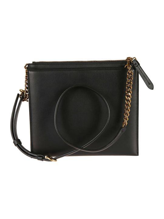 Salvatore Ferragamo Square Shoulder Bag