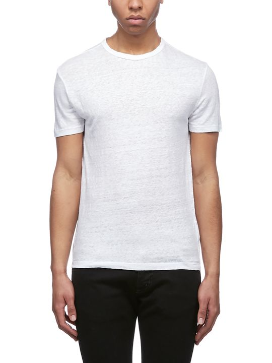 Officine Générale Short Sleeve T-Shirt