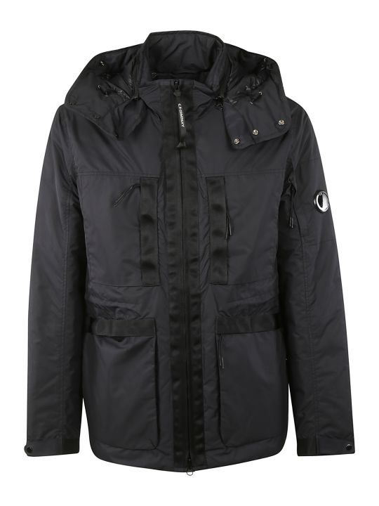 C.P. Company Hooded Medium Jacket