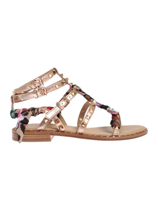 Ash Strappy Sandals