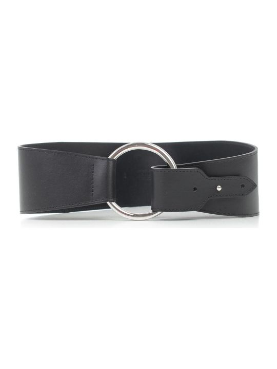 SEMICOUTURE Belt Robin Leather